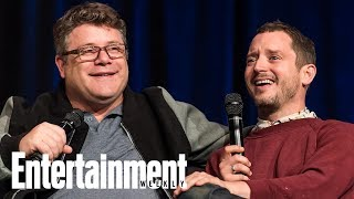 The Hobbits From 'Lord Of The Rings' Reunited At Wizard World | News Flash | Entertainment Weekly
