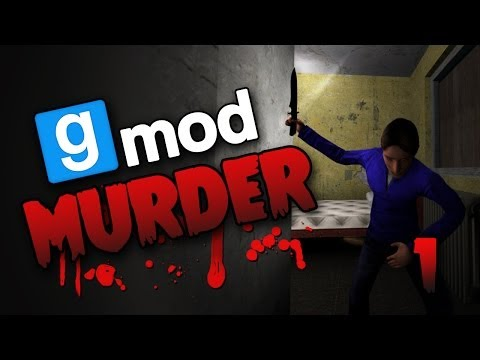 Creepy Murderers & Womanly Screams (Gmod Murder #1)