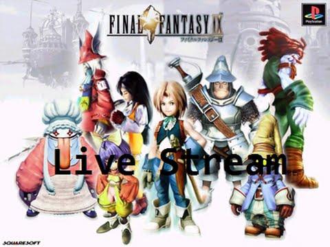 Final Fantasy IX Live Stream #10