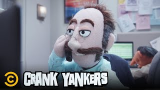 Will Forte Prank Calls the National Audubon Society - Crank Yankers