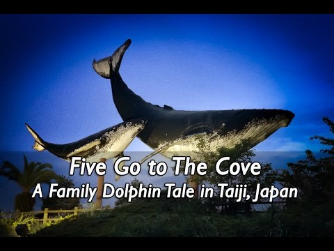 Five Go To The Cove: visiting Taiji, site of the controversial dolphin drives