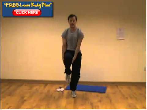 Cardio Workout Exercise to Lose Belly fat for men and women: Aerobics Workout for weight loss