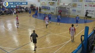 Serie A Maschile [Finale \ gara-1]: FASANO - BOZEN 25-27