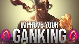HOW TO GANK AS DARK HARVEST LEE SIN - HOW TO DOMINATE EP. 19