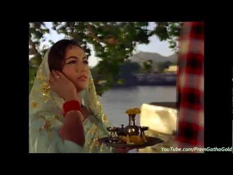 Naino Mein Badra Chhaye - Mera Saaya (1080p Hd) video