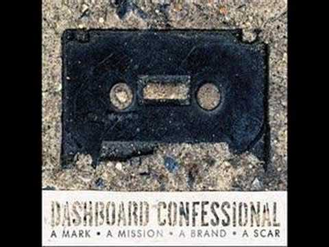 Dashboard Confessional - The End Of An Anchor