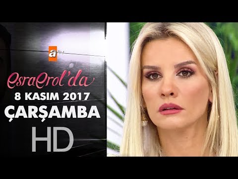 Esra Erol'da 8 Kasım 2017 Çarşamba - 478  Bölüm