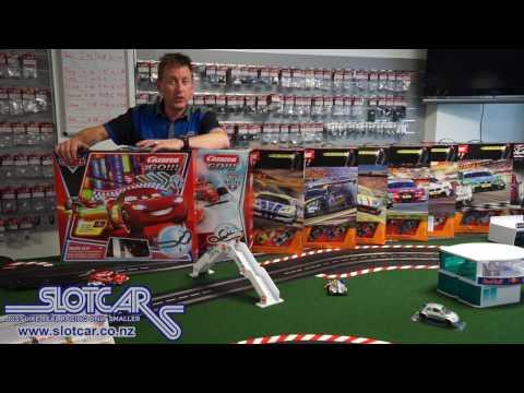 Carrera GO Slotcar Set Range for Xmas 2016