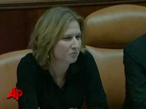 Livni Wins Israeli Election
