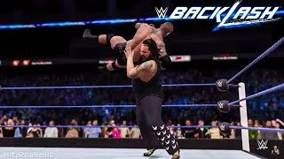 WWE 2K16 Backlash 2016 Randy Orton vs Bray Wyatt | Prediction Highlights
