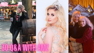 30 Questions with Amy Hart! LOVE ISLAND! SECRETS! FAVOURITES!