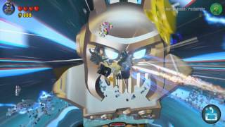 Lego Dimensions--Wii U (part 41) The Final Dimension (pt 1)