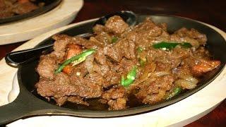 Ethiopian Sega Tibs  (Beef Tibs)