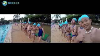 2018Hero-Yang kids Kaohsiung Grand Hotel underwater swim
