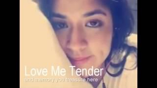 Love Me Tender Raisa Ft Rudi