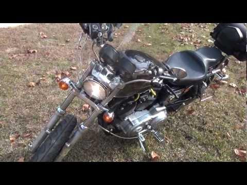 1998 Harley Davidson Sportster 883/1200