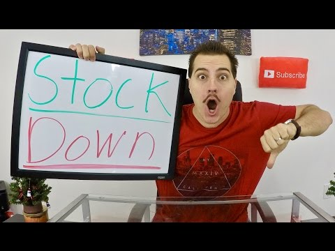 5 things you can do when your Stock goes DOWN!
