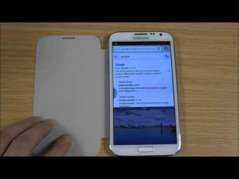 Galaxy Note 2 MultiTasking Demo and Review - multitasking on galaxy note 2