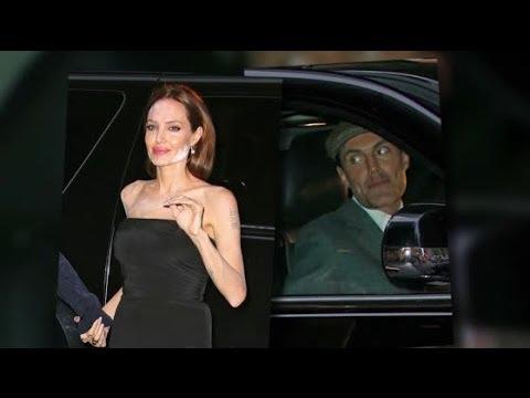 Angelina Jolie has a Major Makeup Mishap