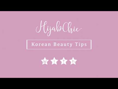 K-beauty tips with Ayana Moon - YouTube