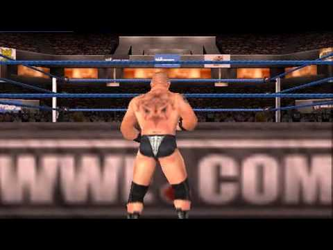 WWE SmackDown! vs. RAW 2010 - Brock Lesnar (PSP) HD