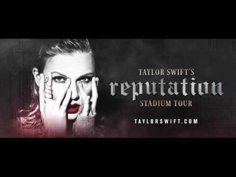 Taylor Swift's reputation Stadium Tour - Trailer