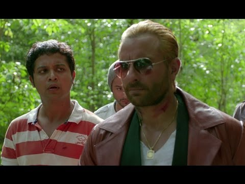 Boris Is Questioned About His Identity - Go Goa Gone