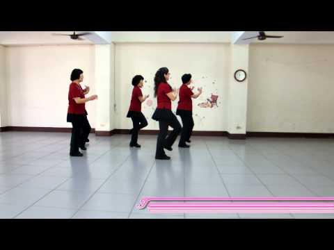 Jamaica Farewell - Line Dance ( by Nina Chen )