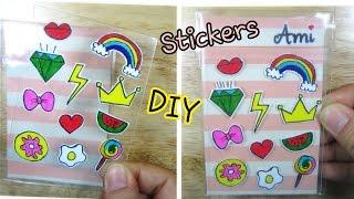 DIY Stickers (easy)