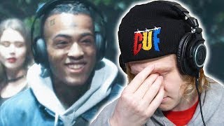 LONG LIVE X - XXXTENTACION - MOONLIGHT (OFFICIAL VIDEO) REACTION