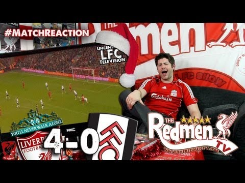Liverpool 4-0 Fulham: Deadly Downing Runs Riot! (Uncensored Match Reaction Show)