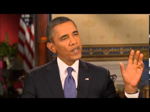 Nightly News  Savannah Guthrie's full interview with President Obama