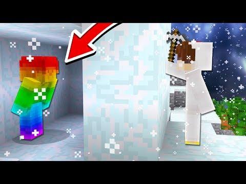 Minecraft Steve Saga - FREEING RAINBOW STEVE!