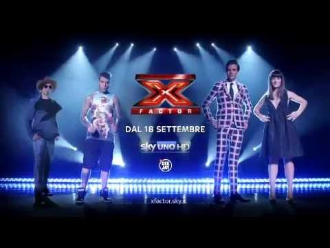 X Factor riparte il 18 settembre!