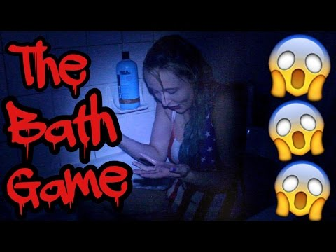 THE BATH GAME!