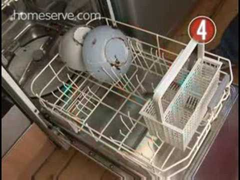 Common Dishwasher Problems And How To Fix Them - HomeServe Troubleshooting Advice