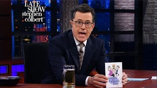 Late Show First Drafts: Father's Day
