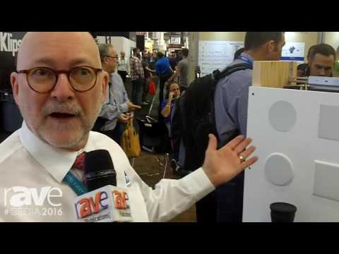 CEDIA 2016: Triad Speakers Highlights SmallAperture Speaker In-Ceiling SA4/9 For New Construction