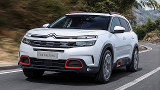 Citroën C5 Aircross 2018 Car Review
