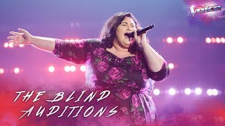Blind Audition: Chrislyn Hamilton (You Make Me Feel Like) A Natural Woman | The Voice Australia 2018
