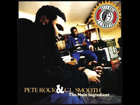 Pete Rock & CL SmoothThe Main Ingredient + Instrumentals Album 1994