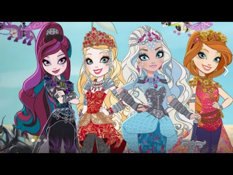Ever After High Character Theme Songs