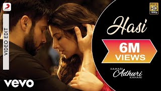 Hamari Adhuri Kahani - Hasi Song Video | Emraan | Vidya