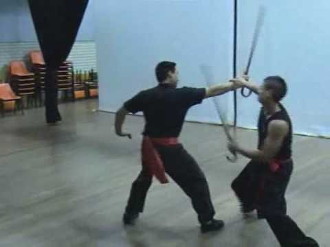 Southern Praying Mantis Kung Fu (Chow Gar): Fighting