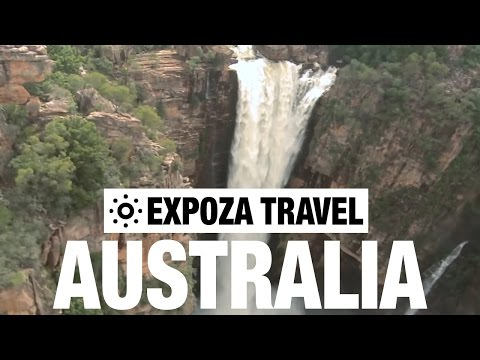 The Northern Territory (Australia) Vacation Travel Wild Video Guide