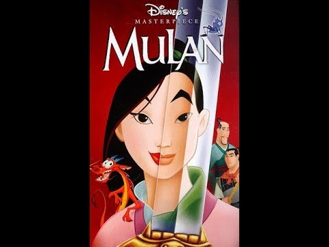 Opening To Mulan 1999 VHS [HQ] (Chinese New Year Special)