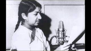 lata mangeshkar 1st hit song  1949