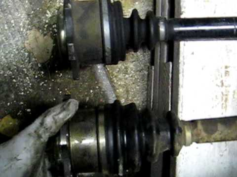 how to check bad cv joint noise on your car. read vid desc. for more