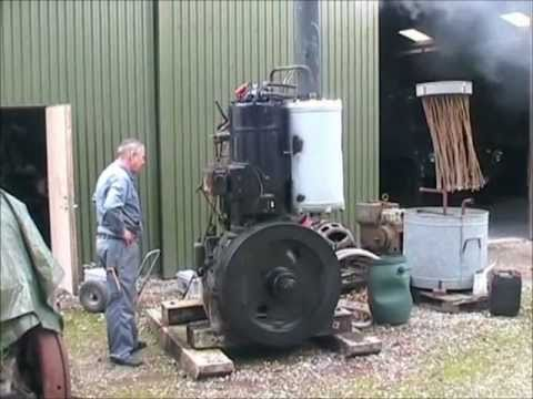 Hundested engine #3 - 45 HP semidiesel