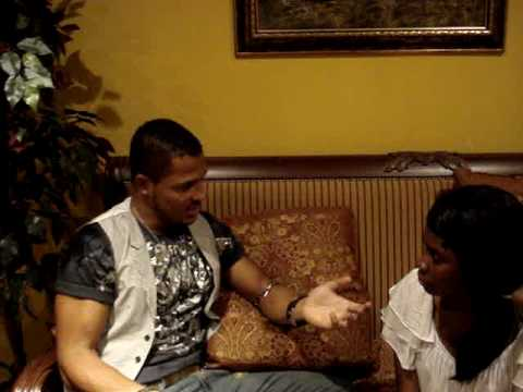 Van Vicker  interview with Jamati entourage NY member Mazuba K